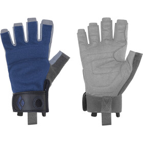 Black Diamond Crag Half-Finger Gants, cobalt